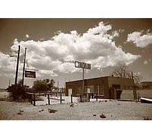 Route 66 in Arizona Photographic Print