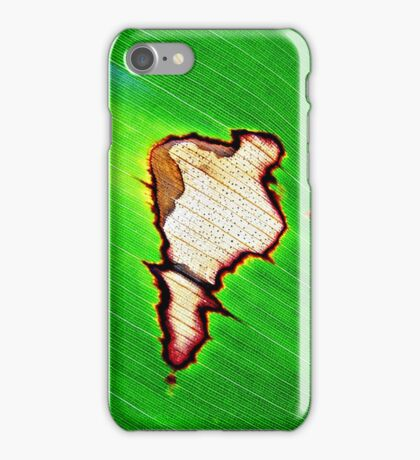 Lost Continent  iPhone Case/Skin