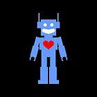 Robot Boy by jebez-kali