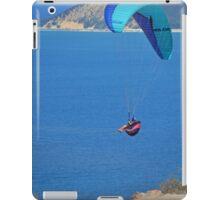 Rainbow Beach Paragliding iPad Case/Skin