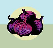 Onions by naanart