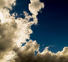 In The Clouds by Giulio Catena
