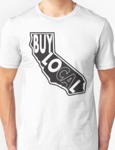 Buy local California black print Unisex T-Shirt