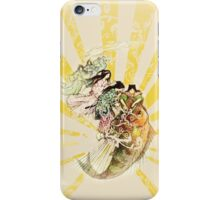 Magic fish iPhone Case/Skin