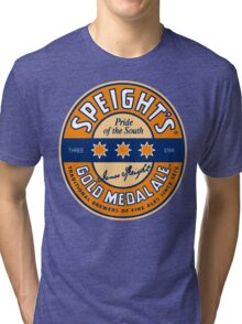 SPEIGHT'S GOLD MEDAL ALE Tri-blend T-Shirt