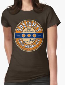 SPEIGHT'S GOLD MEDAL ALE Womens Fitted T-Shirt