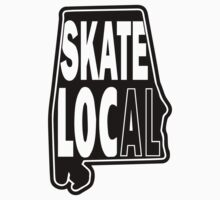skate local Kids Clothes
