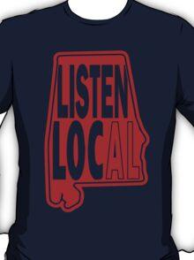 listen local red T-Shirt