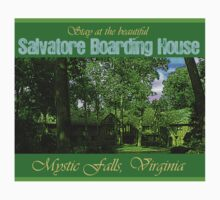 Salvatore Boarding House by natstev