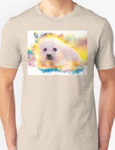 curious seal T-Shirt