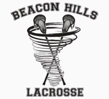Beacon Hills Lacrosse (black) by dreaminpng