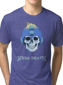 Mega Death Tri-blend T-Shirt