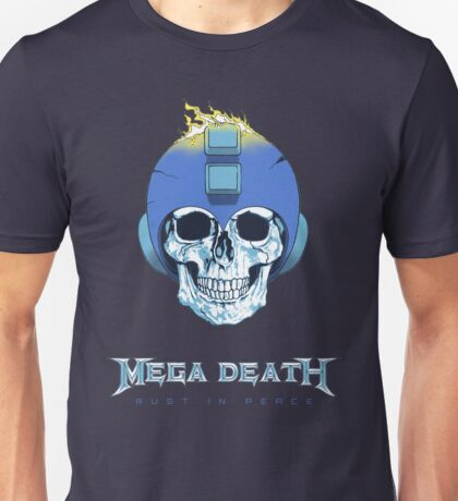 Mega Death Unisex T-Shirt