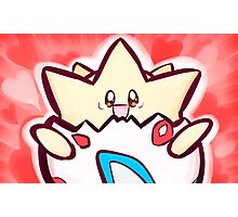 Togepi | Charm Photographic Print