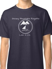 Snowy Mountains Regatta Classic T-Shirt