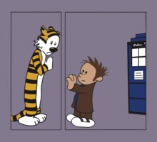 Doctor Calvin and Hobbes - Separated  by DavinciSMURF
