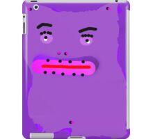 silly  owl  iPad Case/Skin