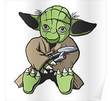 Baby Yoda Poster