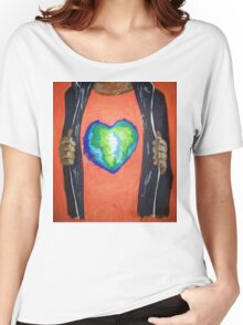 Heart for the world Women's Relaxed Fit T-Shirt