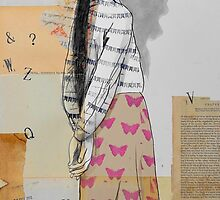 the book lover by Loui  Jover
