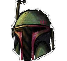 Boba Fett in Line by goodwin57