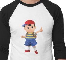 Ness Men's Baseball ¾ T-Shirt