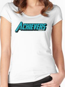 Over Achievers Women's Fitted Scoop T-Shirt