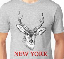 Dan Smith Stag Jumper Design Unisex T-Shirt