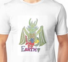 """Earth Dragon"" Unisex T-Shirt"