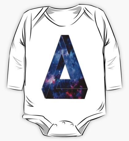Triangle paradox One Piece - Long Sleeve