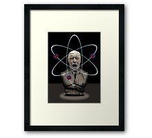 RADIATION MAN Framed Print