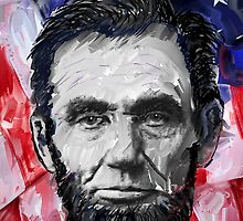 ABRAHAM LINCOLN by Daniel-Hagerman