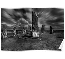 Callanish Stone Circle Poster