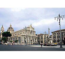 Catania - Sicily - Italy Photographic Print