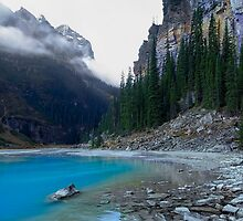 LAKE LOUISE of CANADA by Daniel-Hagerman