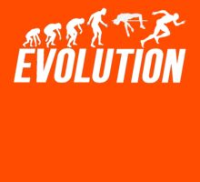 Hurdles Evolution - Track and Field by Alan Craker
