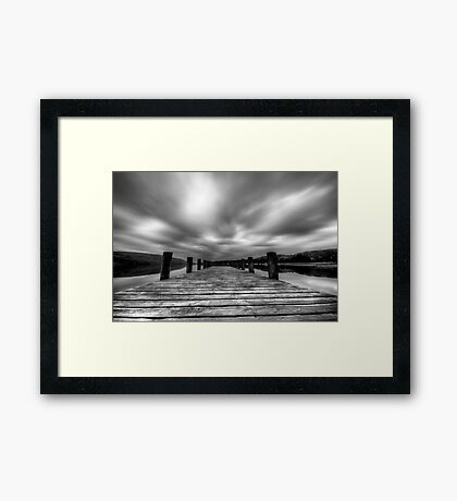 Coniston, Lake District Framed Print