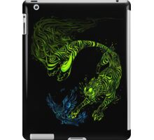 On the Hunt and Dissipate iPad Case/Skin