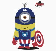 CAPTAIN MINION by imancruz