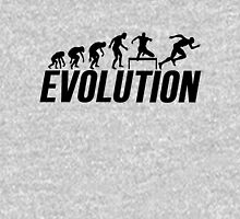 Hurdles Evolution - Track and Field Hurldes Unisex T-Shirt