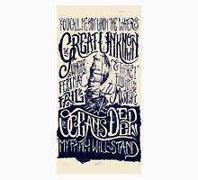 Hillsong United Ocean Lyrics Unisex T-Shirt