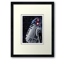 You R2 Cute Framed Print
