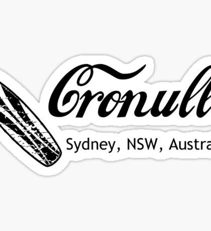 Surf Cronulla Sticker