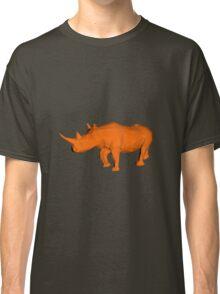 Rhino Low Poly Classic T-Shirt