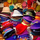 Heads ask for these hats by Arie Koene