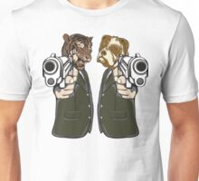 Lock, Stock and Two Smoking Barrels Unisex T-Shirt