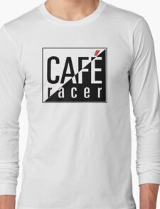 Cafe Racer Motorcycle T-Shirt or Hoodie Long Sleeve T-Shirt