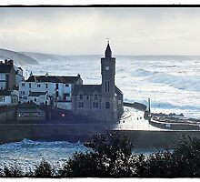 """"""" The History of this storm battered village"""" by mrcoradour"""