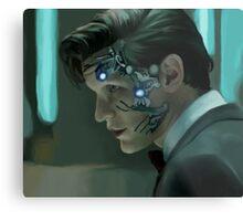 doctor, who? Metal Print