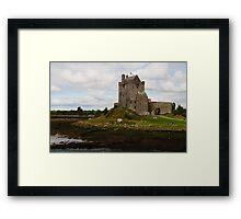 Dunguaire Castle Kinvara County Clare Ireland Framed Print